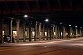 Hauptbahnhof Hannover Mitte Unterführung Tunnel Lister Meile Stahlträger.jpg