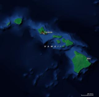 Hawaiis 2nd congressional district