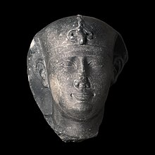 Head of Nectanebo II, Museum of Fine Arts of Lyon
