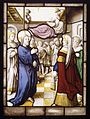 Healing of the Paralytic at Capernaum (one of a set of 12 scenes from The Life of Christ) MET ES5196.jpg