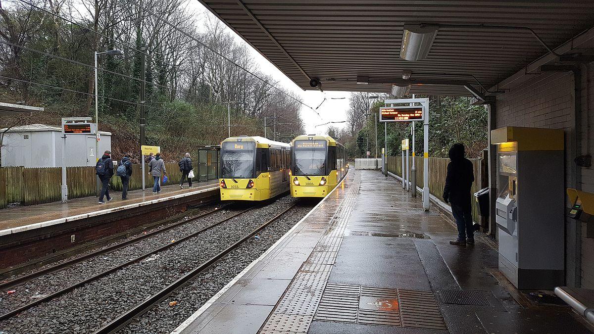 Heaton Park Tram Stop Wikipedia