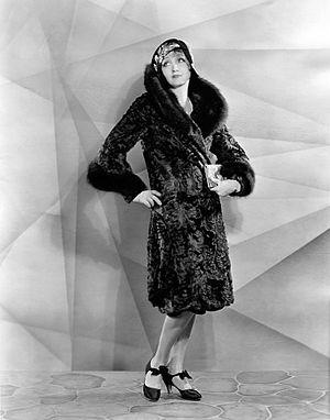 Hedda Hopper - Hopper in 1929