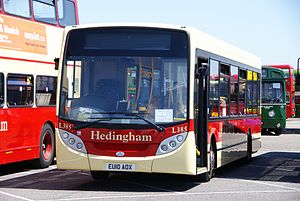 Hedingham Omnibuses bus L385 (EU10 AOX), 2010 North Weald bus rally.jpg