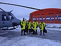 Helicóptero Bell 412 en Base Marambio.jpg