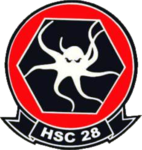 Helicopter Sea Combat Squadron 28 (US Navy) patch 2015.png