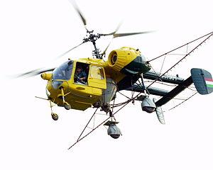 Kamov Ka-26 - Image: Helikopter 5