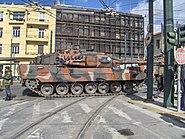 Hellenic Army - LEO2A6HEL - 7231