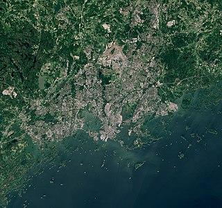 Geography of Helsinki