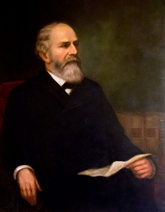 Henry Lippitt - Image: Henry Lippitt Governor