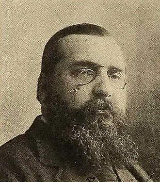 H. Morse Stephens - H. Morse Stephens, circa 1902