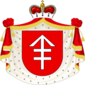 Coat of arms of Sapieha family