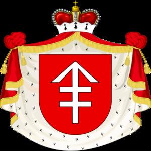 Eustachy Sapieha - Coat of arms of Sapieha family