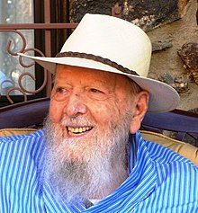 Herman Wouk di Palm Springs, 2014