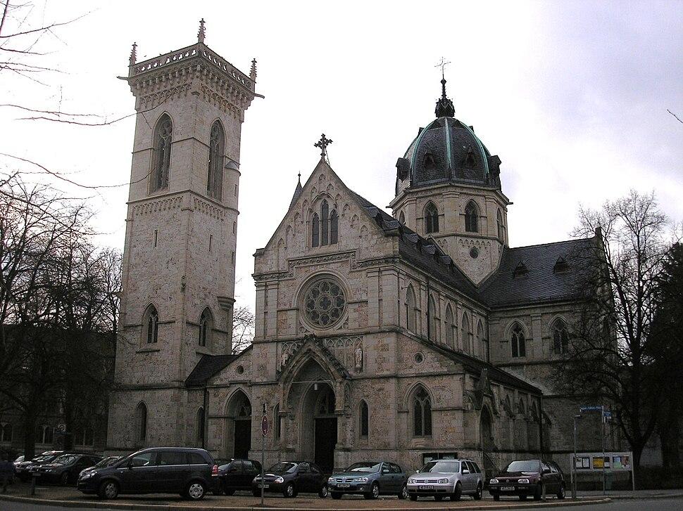 Herz-Jesu-Kirche Weimar2