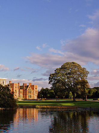 Heslington Hall - Image: Heslington hall