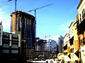 High-rise construction in Atlantic Station, July 2008.jpg