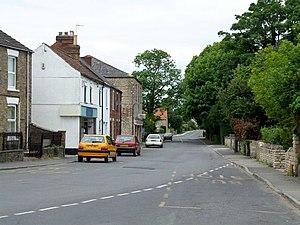 Metheringham - Image: High Street, Metheringham geograph.org.uk 813466