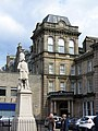 Highland - Monument To 79Th Queen's Own Cameron Highlanders, Station Square, Inverness - 20140424145701.jpg