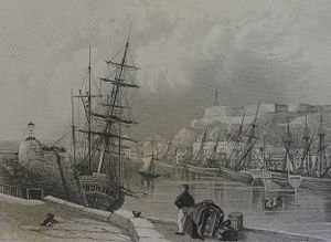 Historical and Topographical Description of the Channel Islands 1840 Robert Mudie 10.jpg