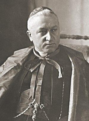 August Hlond - Hlond c. 1938.