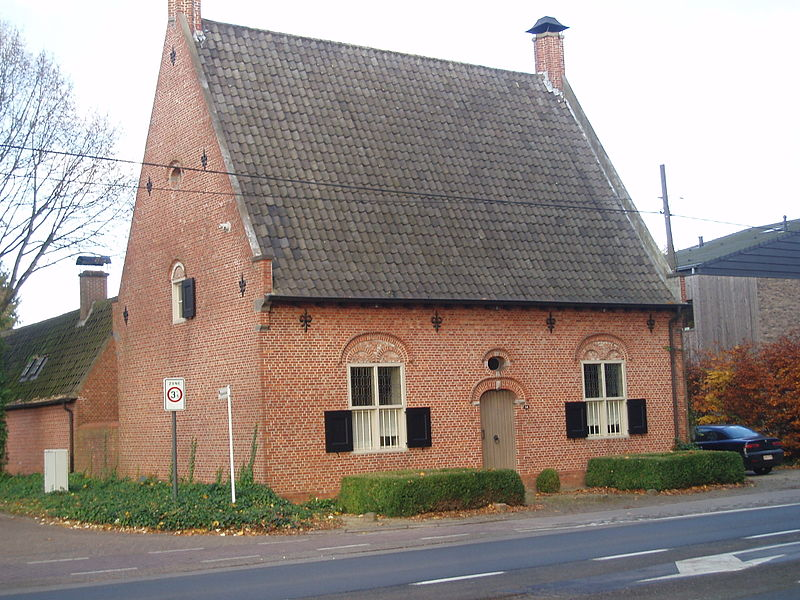 Hoekhuis Antwerpsesteenweg 58 Oostmalle