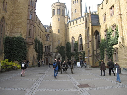 Hohenzollern Castle 003