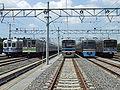 Hokuso Railway's Trains.jpg