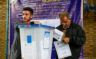 2018 Iraqi parliamentary election - Holding Iraqi parliamentary elections in Tehran