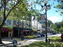 Boca Raton nach Hollywood fl