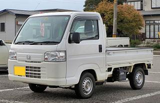Honda Acty Motor vehicle