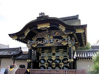 Nishi Hongan-ji - Karamon (National Treasure)