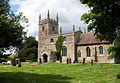 Honington Church of St Wilfrid, Lincolnshire, England from the southeast.jpg