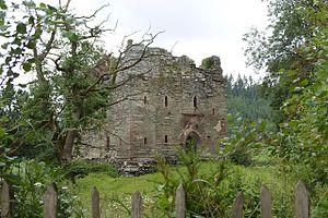 Hopton Castle, Shropshire - Image: Hopton Castle 02