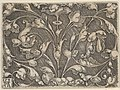 Horizontal Panel with Scrolling Tendrils Growing from Center MET DP836789.jpg