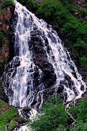 Keystone Canyon - Horsetail Falls