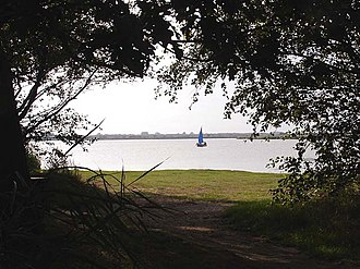 Horsey Mere - Image: Horsey Mere geograph.org.uk 222929