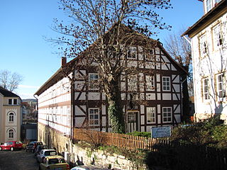 Hospital of the Five Wounds, Hildesheim hospital in Germany