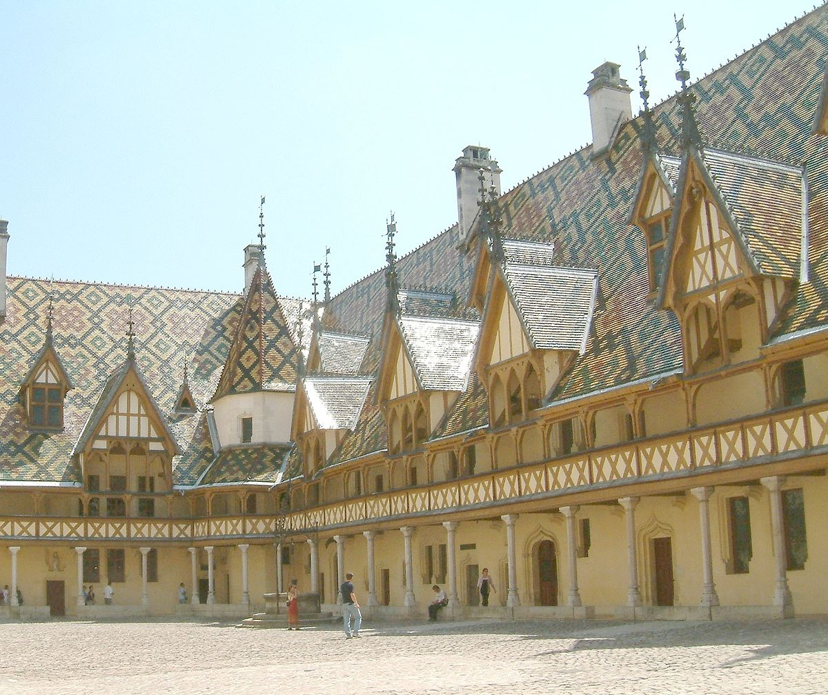 Hospices de beaune wikipedia for Hotels beaune