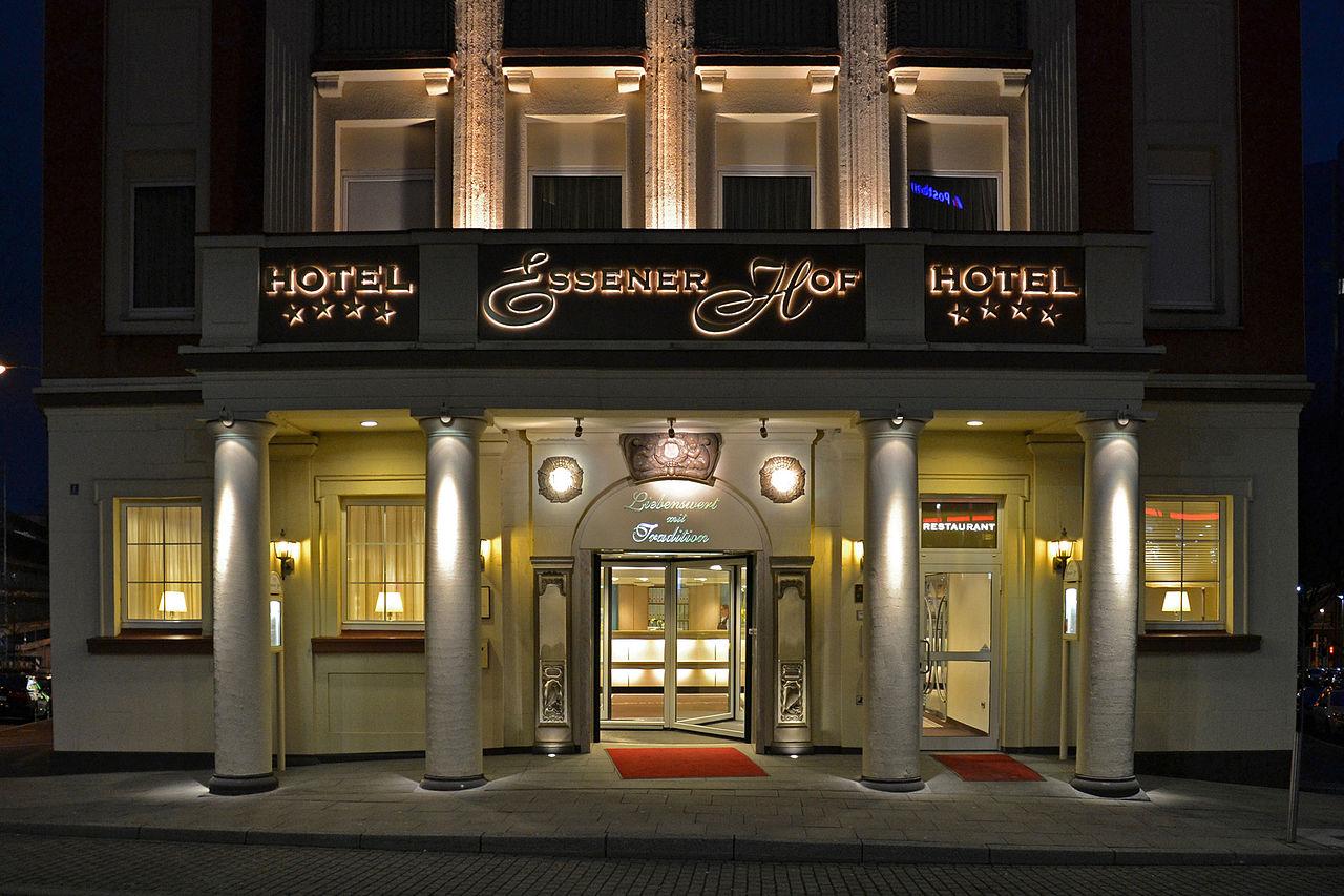Hotel Essener Hof Fr Ef Bf Bdhst Ef Bf Bdck