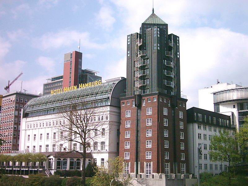Hotel Hamburg Hafen Nahe Stage Theater