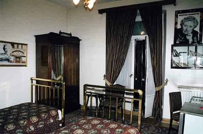 Hotel Pera Palace - Istanbul