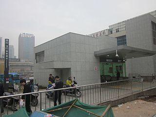 Huojiatang station