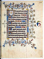 Hours of Maria d'Harcourt - decorated text page - ONB f104.jpg