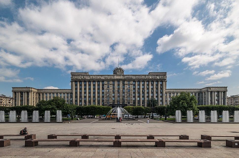 House of Soviets SPB