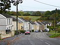 Housing on the southern approach to Pontyberem - geograph.org.uk - 1007861.jpg