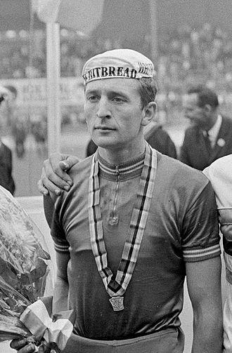 Hugh Porter - Hugh Porter at the 1967 World Championships