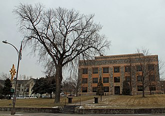 Hughes County, South Dakota - Image: Hughes County Courthouse