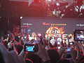 Hunger Games Mall Tour - cameras up (6951420883).jpg