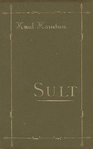 Hunger (Hamsun novel) - First edition