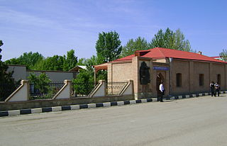 House-Museum and Memorial Complex of Huseyn Javid
